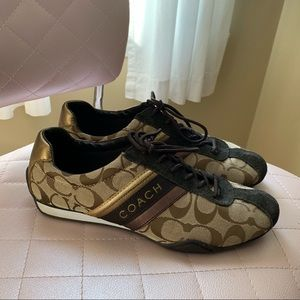 Coach Sneakers from Tj Maxx